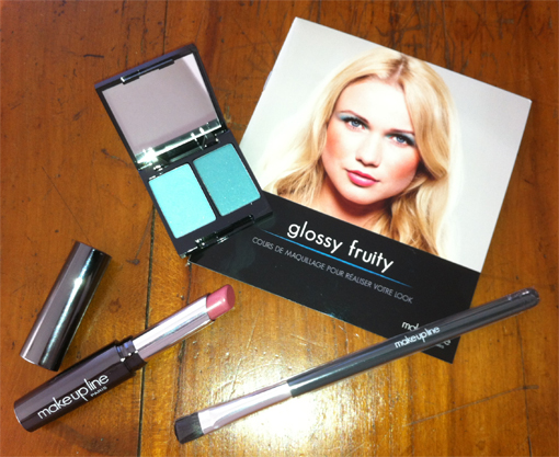 Coffret maquillage Make-up line à gagner - Poulette Blog
