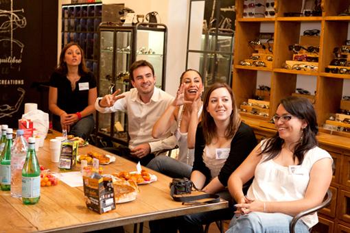 La Souris Party par Poulette Blog