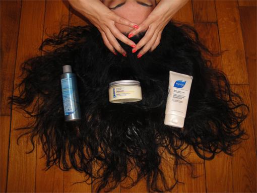 Rituel beauté cheveux avec Phyto - PouletteBlog
