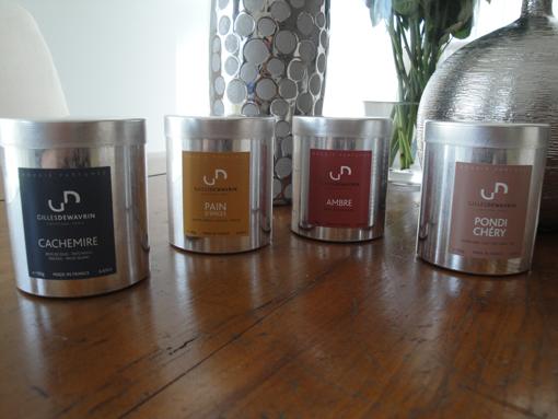 des bougies comme dans les h tels de luxe dans mon salon poulette blog. Black Bedroom Furniture Sets. Home Design Ideas