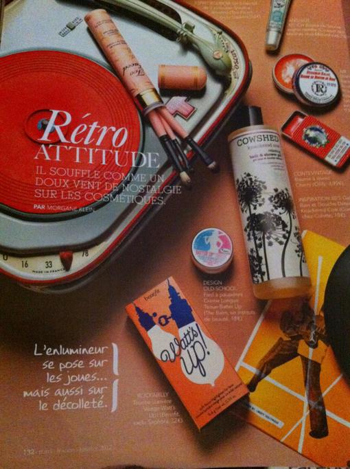 Enfin un magazine qui me parle : Marie France - Poulette Blog