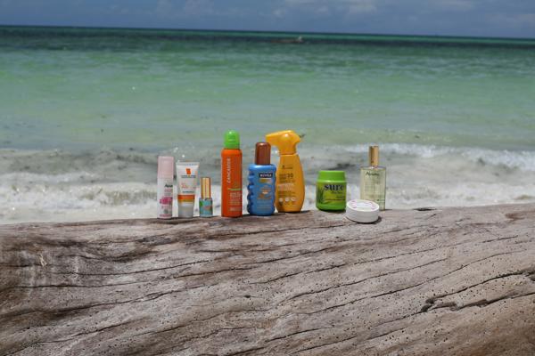 Lancaster, Melvita, Nivea, Yves Rocher, La Roche Posay... retour de Zanzibar ! - Poulette Blog