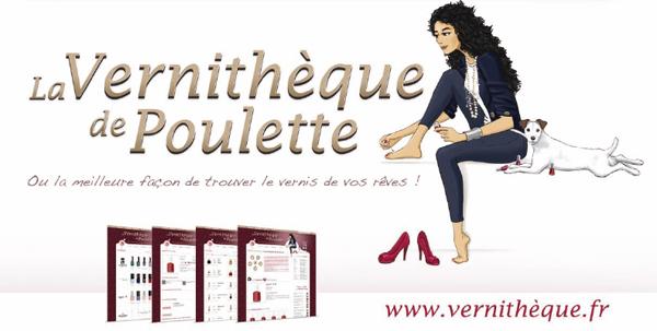 PouletteBlog lance la Vernithèque !