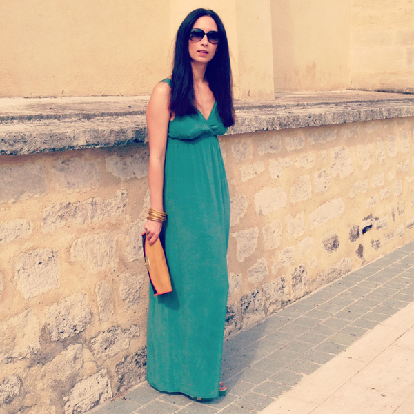 En vert meraude avec g rard darel poulette blog - Vert emeraude avec quelle couleur ...