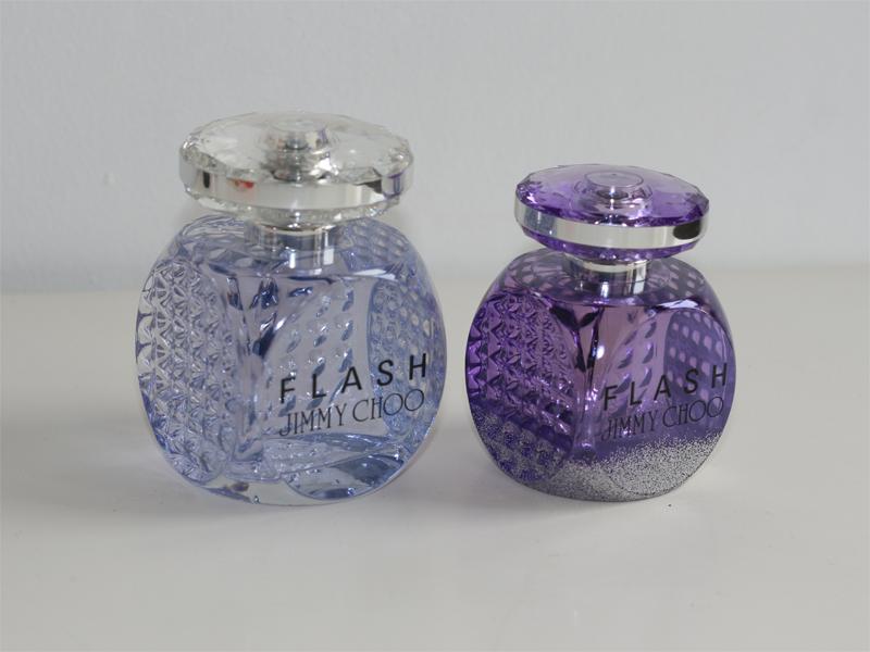 Tombée d'amour pour les parfums Jimmy Choo - Poulette Blog
