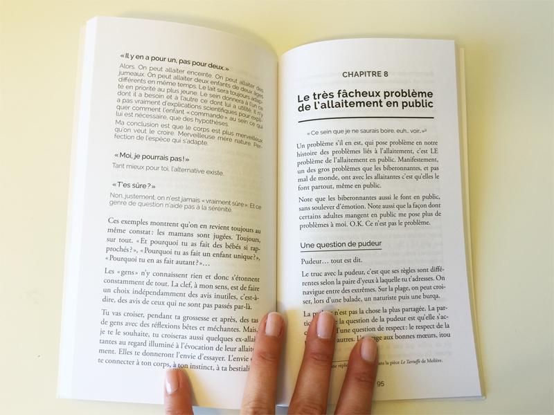 Allaitement et bien-être... Idée de lectures pour poulettes ;) - Poulette Blog