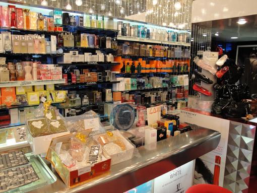 Eiffel Shopping Paris - PouletteBlog