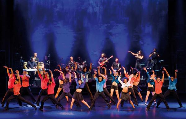 Ballet Revolucion... Caliente !!