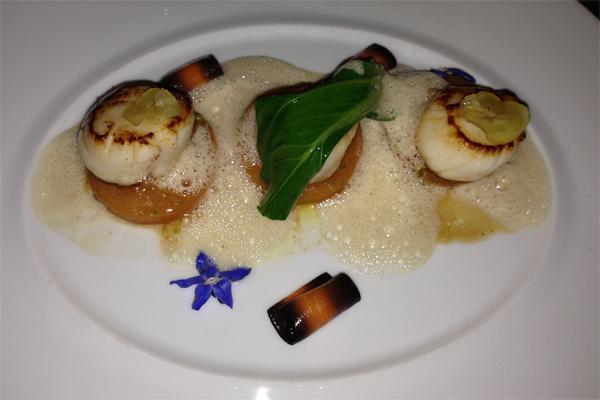 Le Laurent, mon premier restaurant étoilé à Paris - Poulette Blog