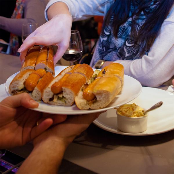 Tape-toi un bon burger au PDG - Poulette Blog