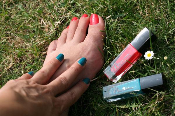 Les nouveaux vernis à ongles Marionnaud... chouettes couleurs, mais... - PouletteBlog