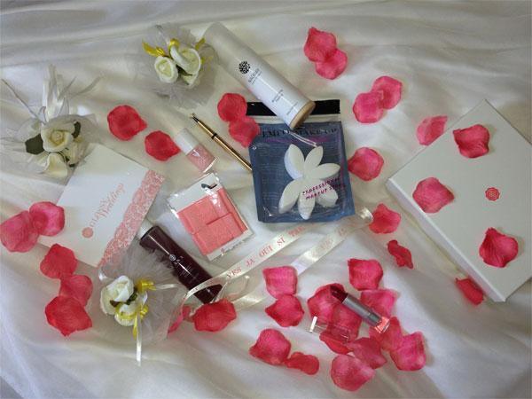 Quelle est mignonne la Wedding GlossyBox !! - Poulette Blog
