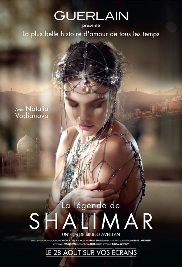 Shalimar... Guerlain... 6 minutes d'émotion