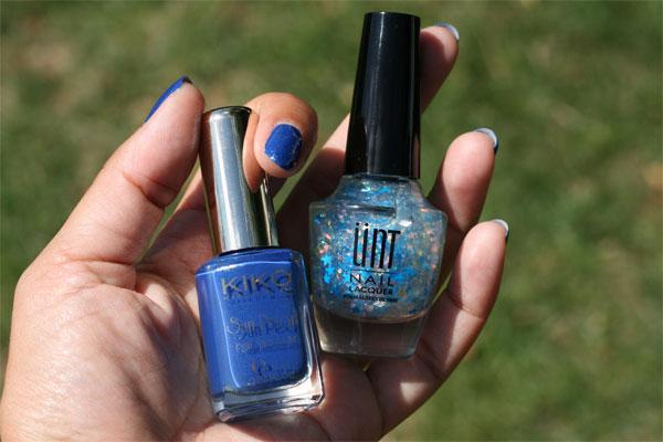 Et si le bleu était la couleur de l'été ? - Poulette Blog