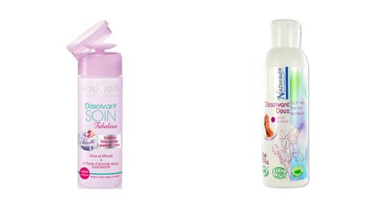 Démaquillants, dissolvants, shampooings, gels douche... Bilan de fin de flacons - Poulette Blog
