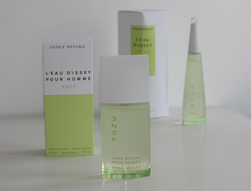 5125cca78882 Yuzu et Lotus au menu de L Eau d Issey 2014 ! Oh les chouettes parfums ! -  Poulette Blog