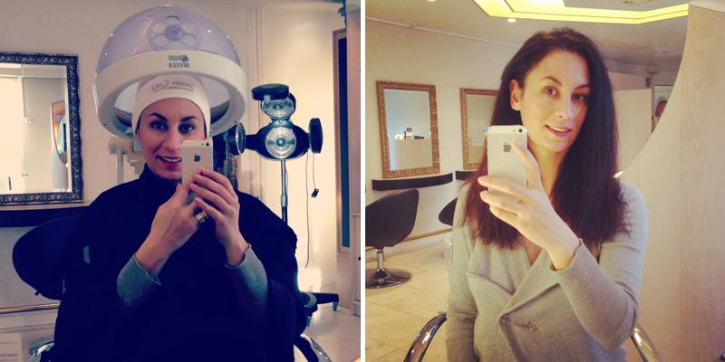 Mes cheveux comme de la soie grâce à Leonor Greyl - Poulette Blog