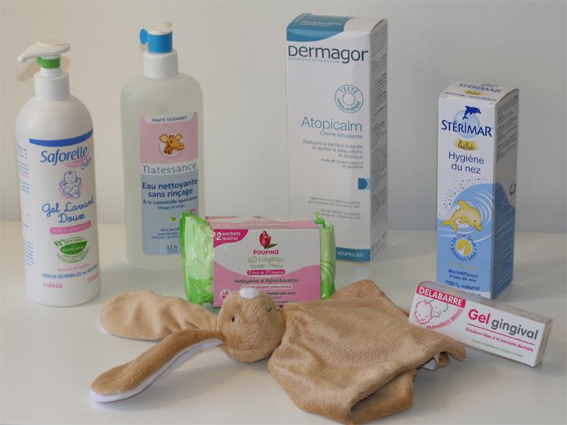 Quand Marie Claire crée la trousse parfaite maman - bébé - Poulette Blog