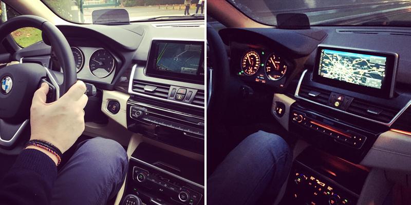 Marcel, Poulet et Poulette à l'aventure avec BMW - Poulette Blog