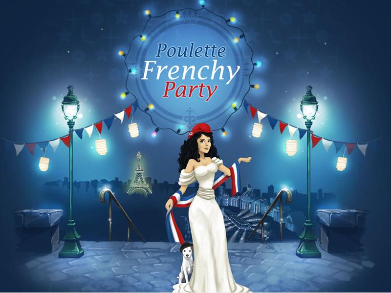 Embarquez pour la Poulette Frenchy Party ! - Poulette Blog