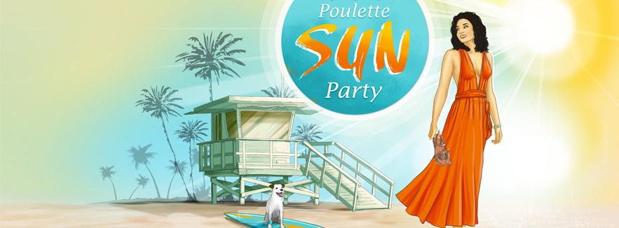 poulette-sun-party